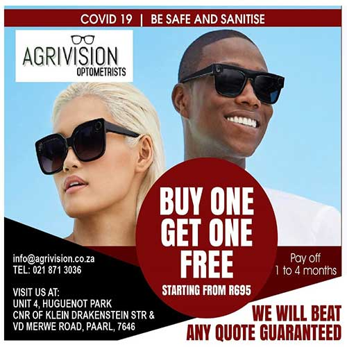 WC Paarl Agrivision WC Paarl Agrivision